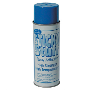 Bonded Sticky Stuff Spray 60100-00100