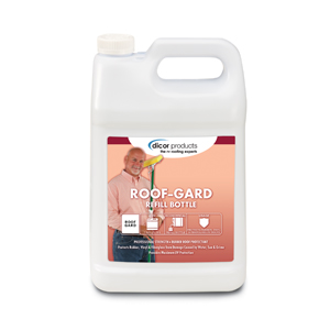 0 Rp Rg 1gl Roof Gard Rubber Roof Uv Protectant 1 Gallon