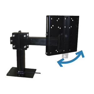 Mor ryde tv40 010h tv mount motorized vertical - Vertical sliding tv mount ...