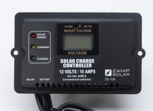 Zamp Solar Zs Us Ex 100 Dx 100 Watt 10 Amp Solar Ready Rv Kit