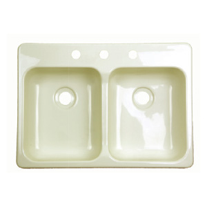 Better bath 209401 parchmnt galley sink for The galley sink price
