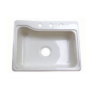 Better bath 209407 single bowl galley sink for The galley sink price