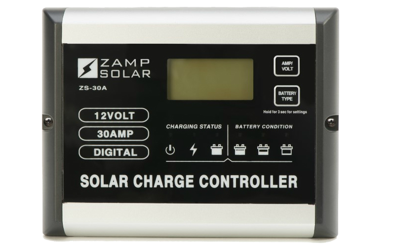 Zs 30a Zamp Solar Battery Charger Controller Use With Gel