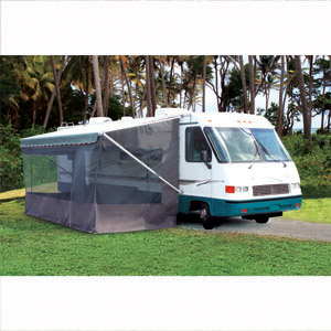 RV Awning Add-A-Rooms, Screen Rooms & Accessories