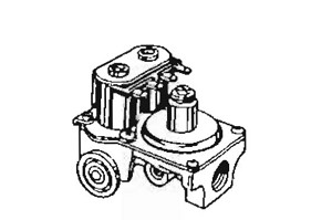 161133 Suburban Mfg Furnace Gas Valve For Use With