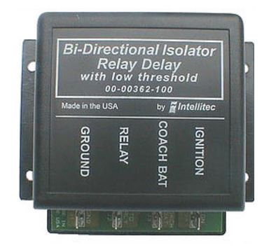 00-00362-100 Intellitec Battery Isolator Relay Delay Delays The