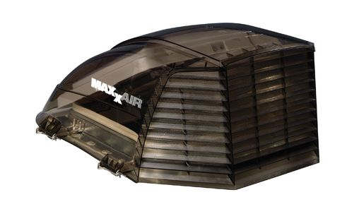 00-933073 MaxxAir Ventilation Solutions Roof Vent Cover Exterior Mount