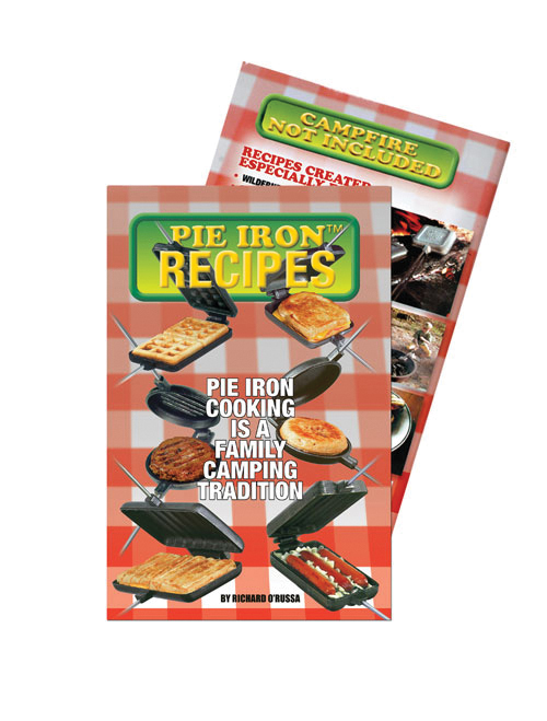 Rome Industry Pie Iron Recipes 2000