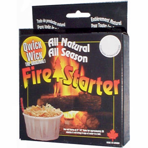 JR Products Fire Starter 4/pk 04313