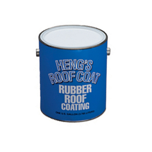 Heng S 46128 4 Rubber Roof Coating 1 Gal