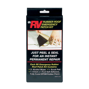 Cofair Rubber Roof Emergency Patch Kit 6