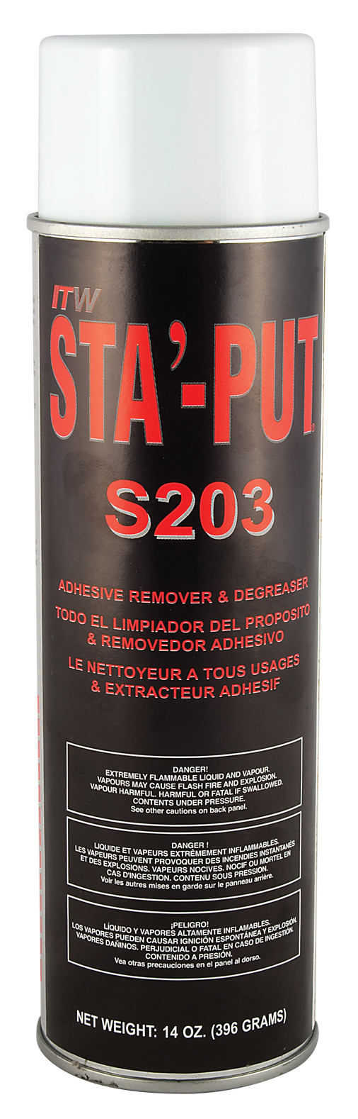 001-S203 AP Products Adhesive Remover Used To Remove Adhesives,