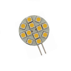 Ming's Mark Bulb LED G4 Side Pin Warm White 5050103