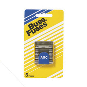 AGC40R Fuse AGC/Glass 40 Amp 5/Tin AGC-40