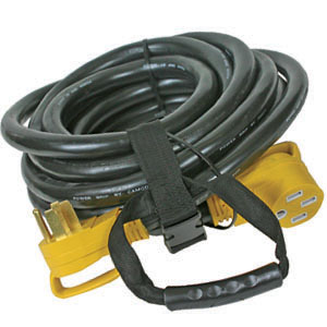 Camco 55195 Power Grip Extension Cord 50 Amp 30