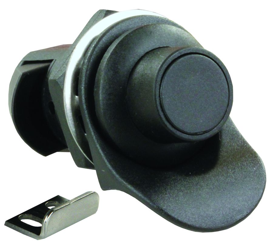 00265 JR Products Lock Cylinder Non-Locking