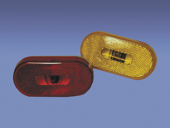 003-53P Fasteners Unlimited Side Marker Light Clearance Light