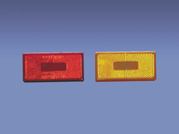 003-55 Fasteners Unlimited Side Marker Light Clearance Light