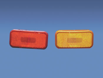 003-59 Fasteners Unlimited Side Marker Light Clearance Light