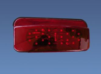 003-81BM1 Fasteners Unlimited Tail Light Assembly- LED Surface Mount