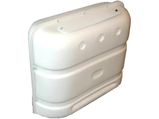 00386 Icon Propane Tank Cover For Dual 20 And 30 Pound Tanks