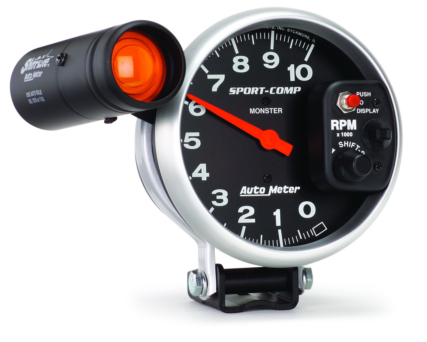 3904 Auto Meter Products Tachometer Aftermarket