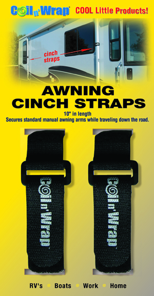 006-75 AP Products Awning Arm Safety Strap 16 Inch Length