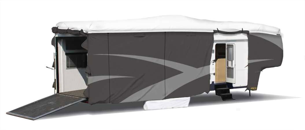 34854 Adco Covers RV Cover For Fifth Wheel Trailers