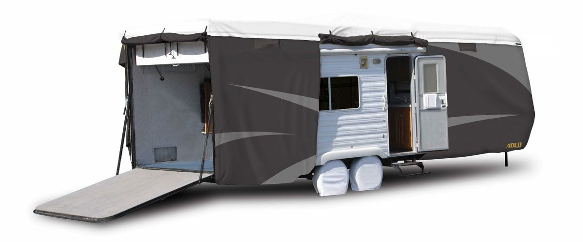 34874 Adco Covers RV Cover For Toy Haulers