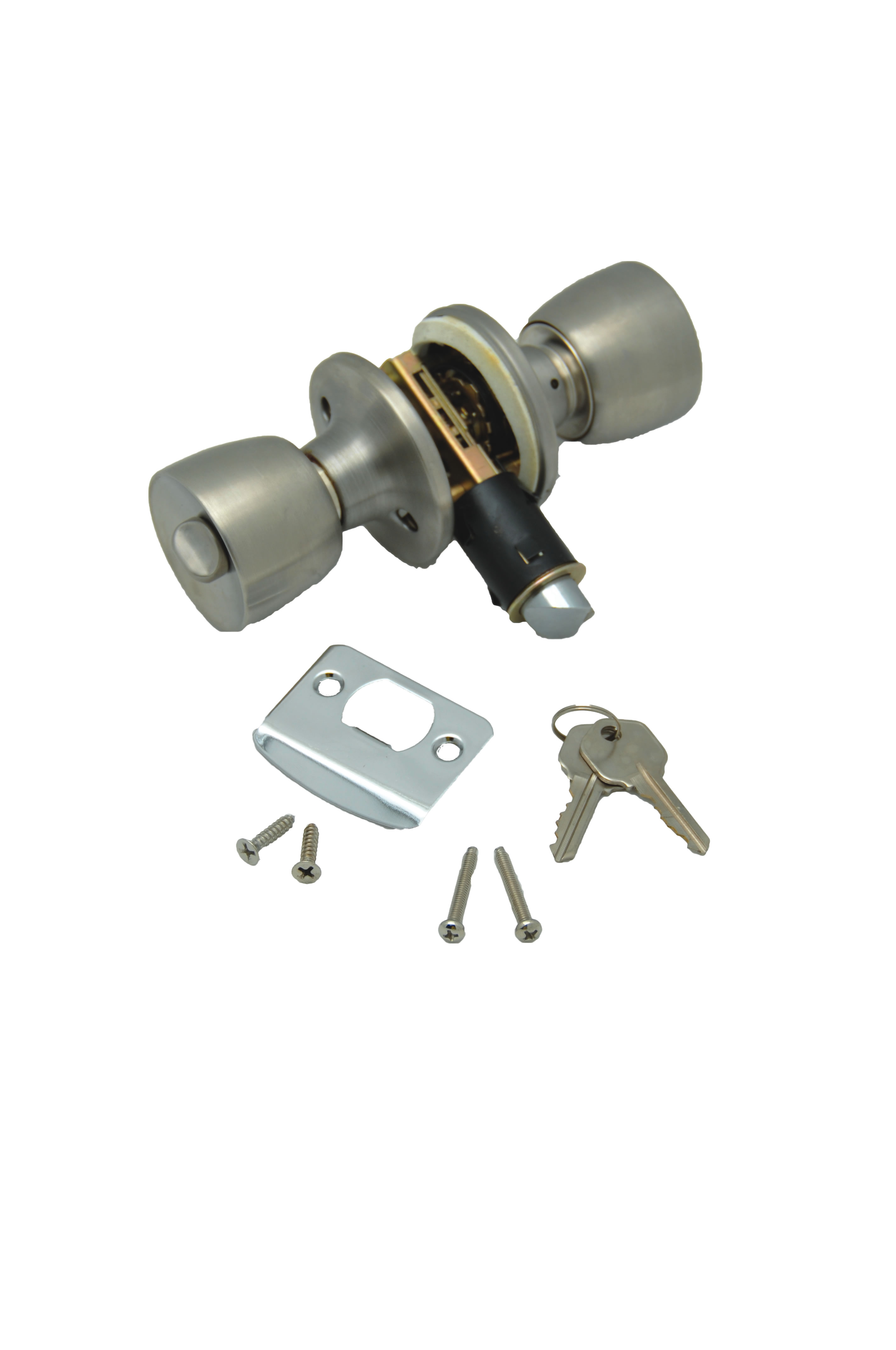 013-220-SS AP Products Entry Door Lock Fits Standard Or Drive-In