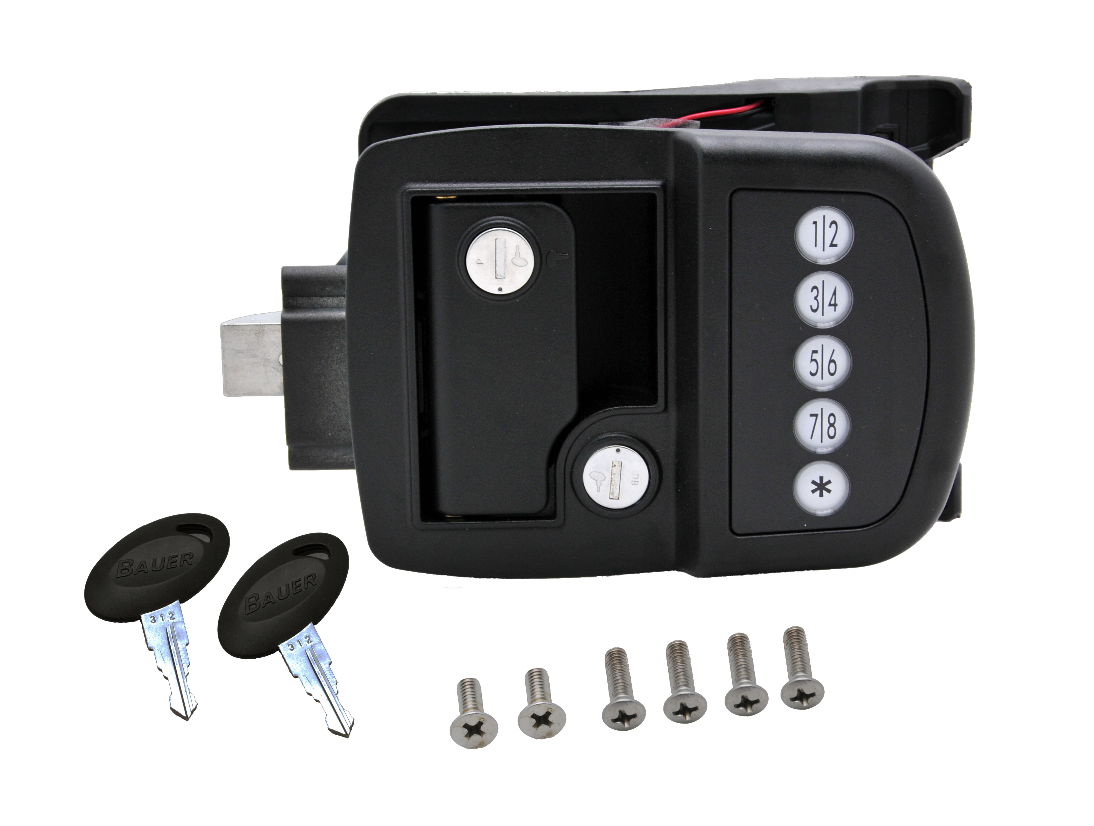 013-509 AP Products Entry Door Lock Power Lock Kit