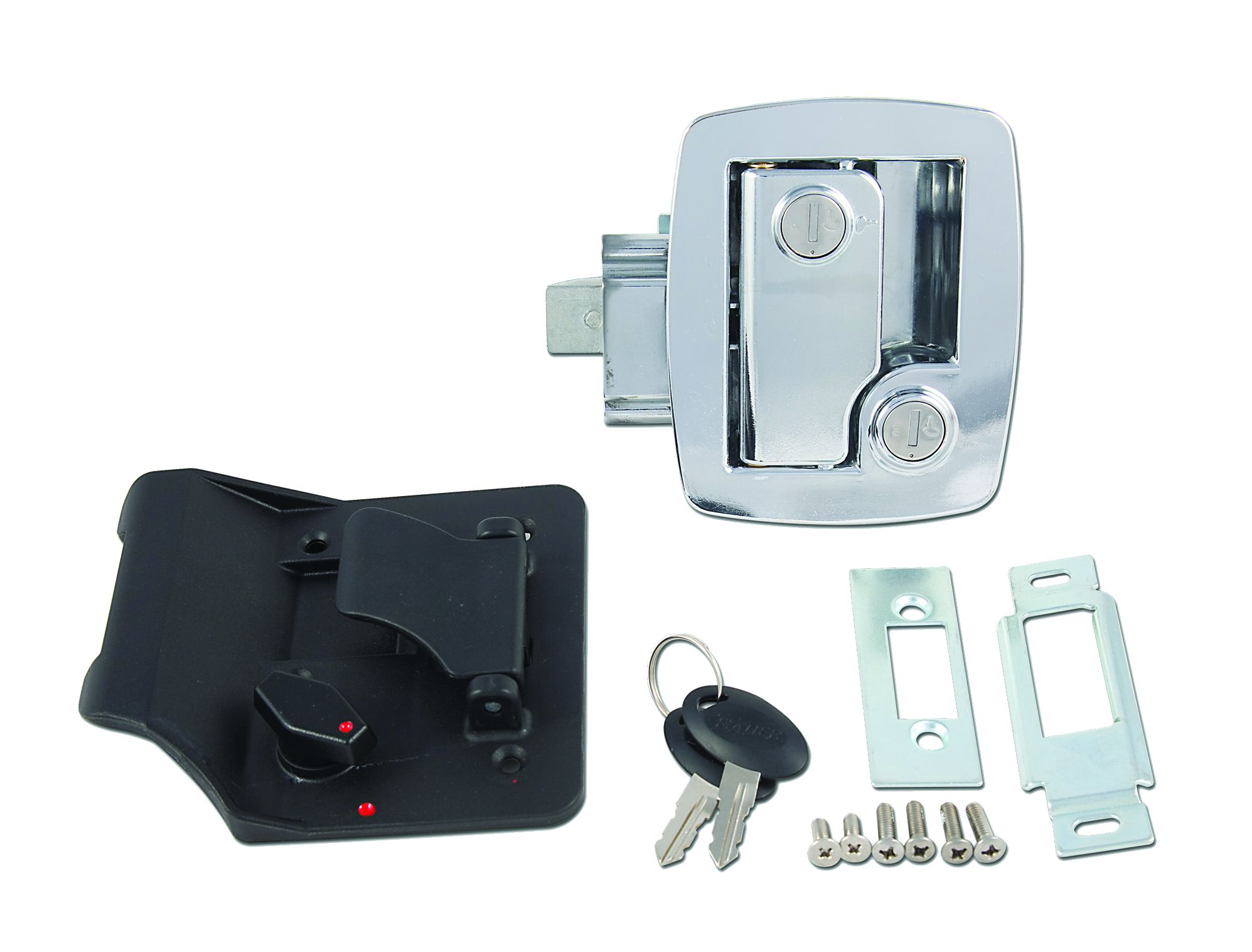 013-535 AP Products Entry Door Lock Replacement For Standard Bauer