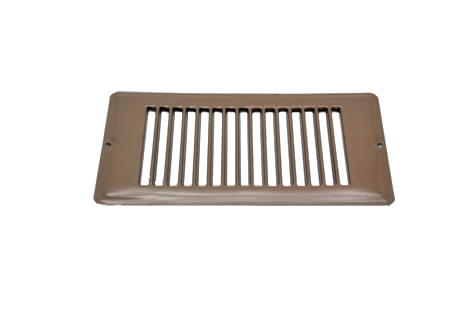 013-632 AP Products Heating/ Cooling Register 4 Inch Width x 8 Inch