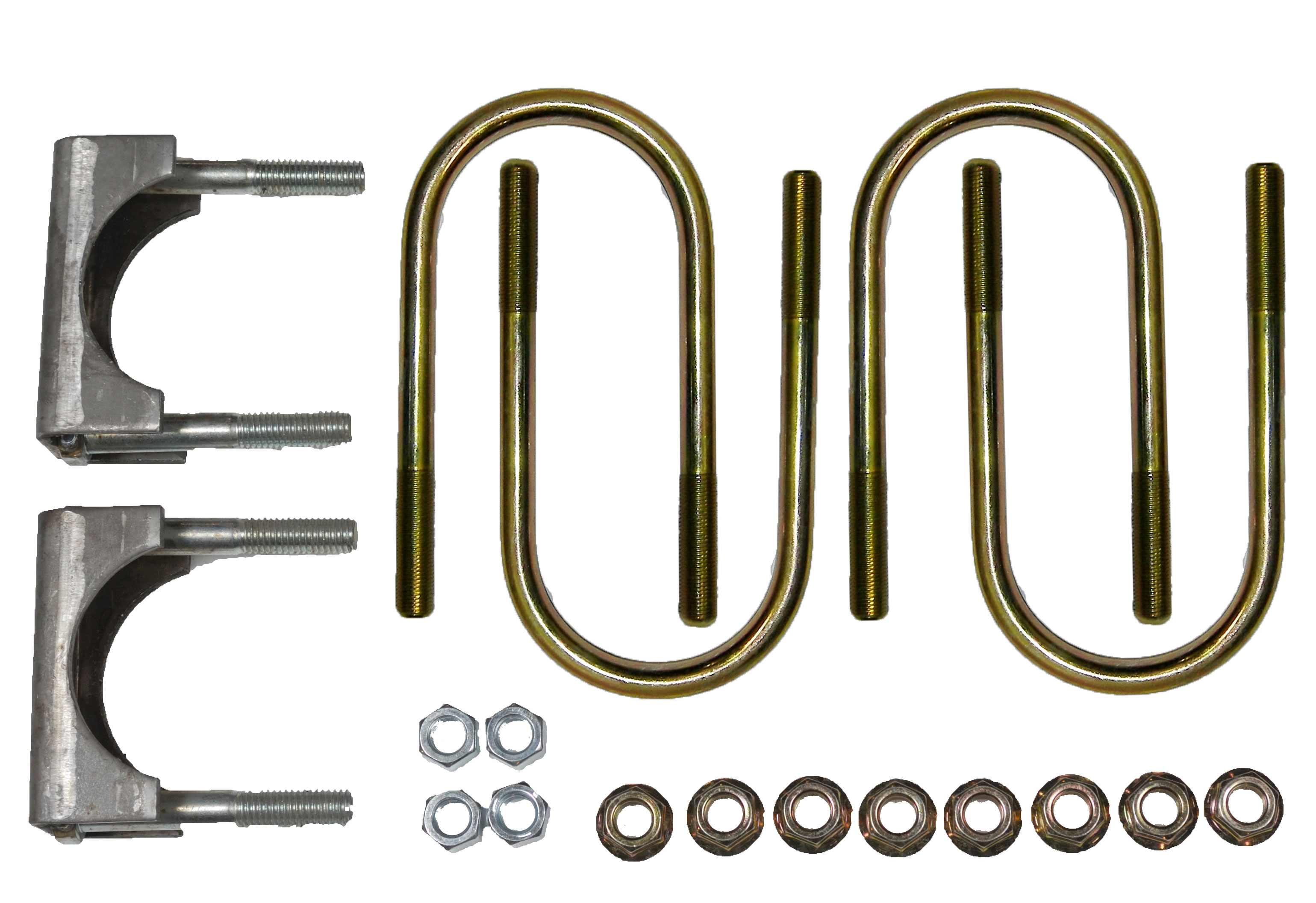 014-162753 AP Products Leaf Spring Over Axle Conversion Kit Fits 3