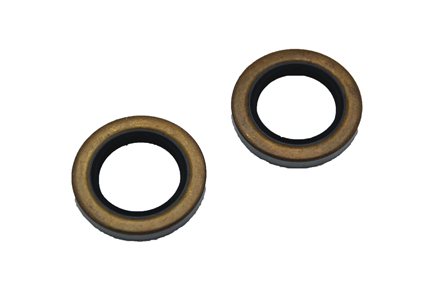 014-181621-2 AP Products Trailer Wheel Bearing Seal Pack Of 2