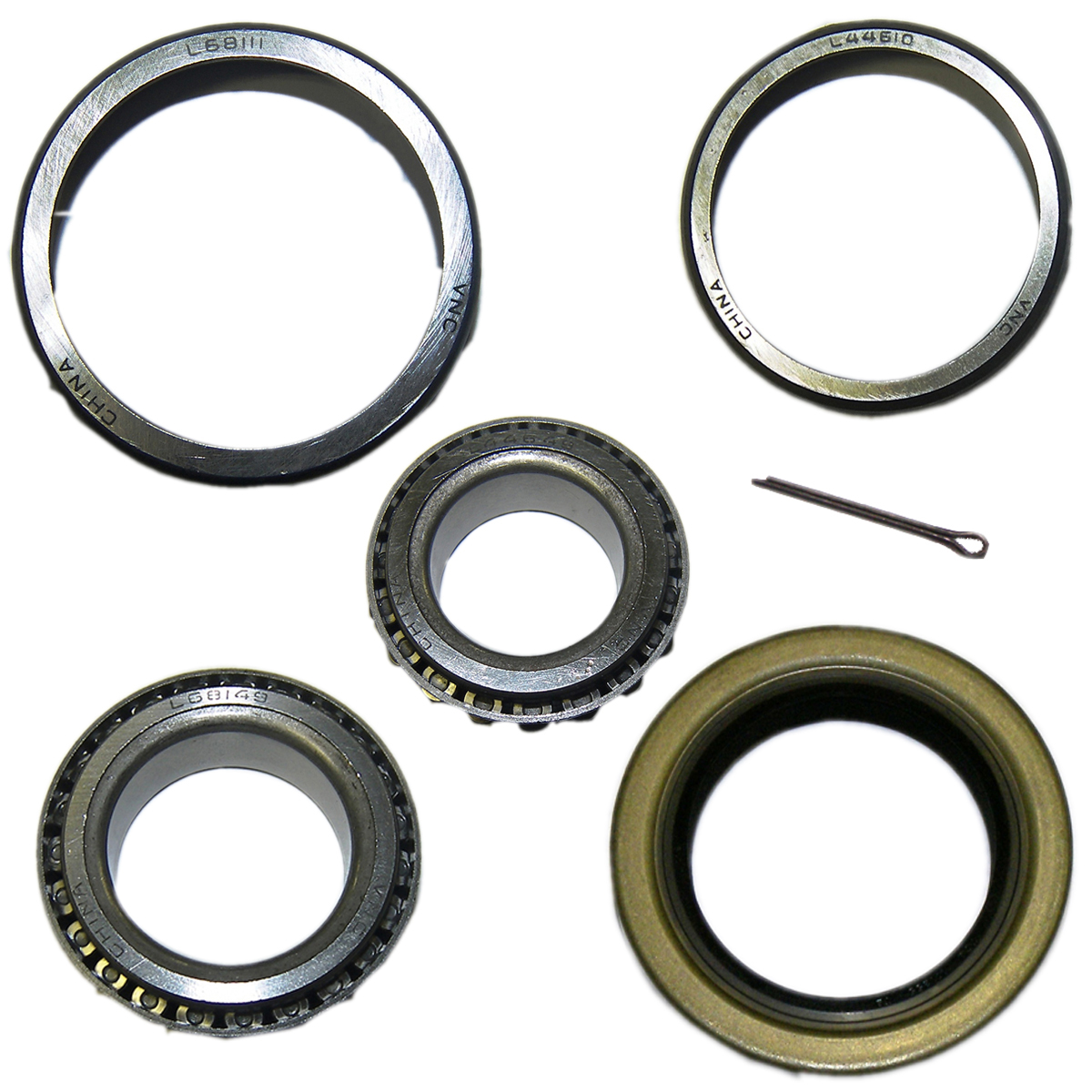 014-3500 AP Products Axle Bearing For 3500 Pound Axles