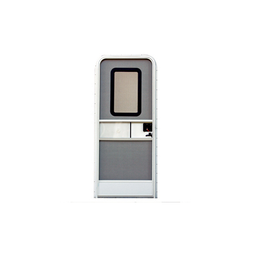 015-217709 AP Products Entry Door Radius Door