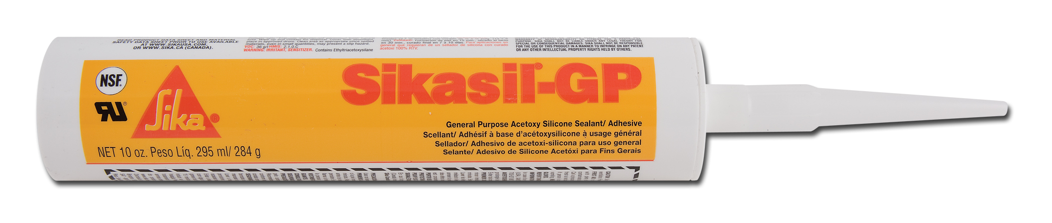 017-189150 AP Products Caulk Sealant Used For General Seam Sealing In