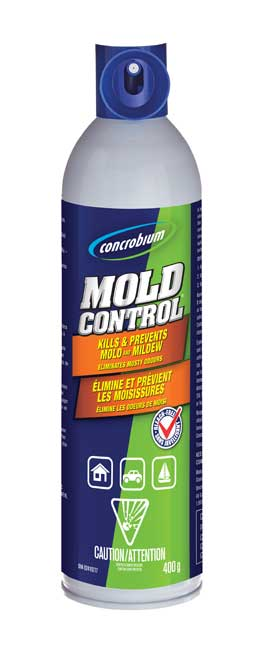 022-400 Concrobium Mold Release Agent Eliminates Existing Mold/ Musty