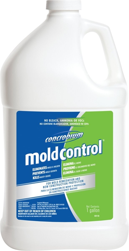 025-001 Concrobium Mold Release Agent Ideal For Fabric Surfaces/