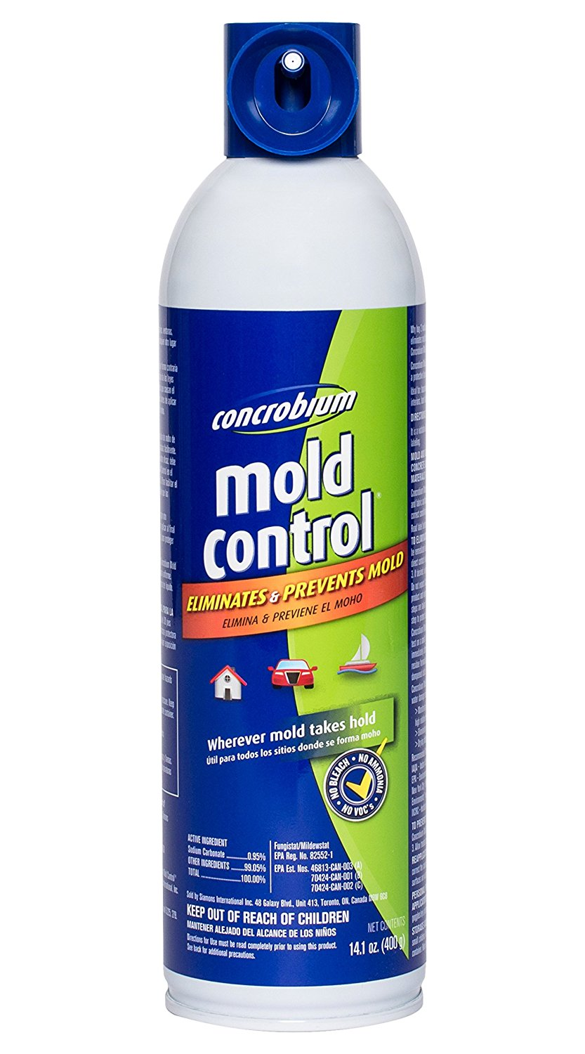 027-400 Concrobium Mold Release Agent Used Under Sinks/ Ceilings/