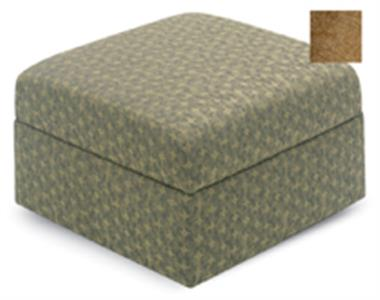 C2053-09-V29-72 Flexsteel Furniture-Interior Rv Storage Ottoman -Taupe