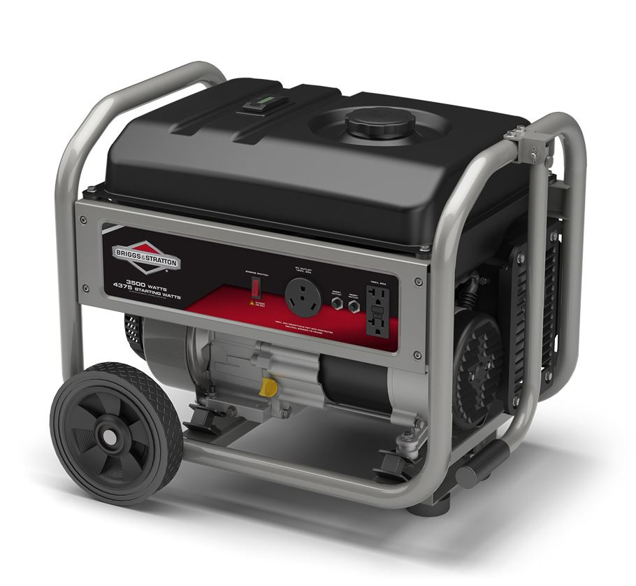030712 Briggs & Stratton Generator Power Electric Start 208 CC