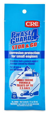 05068 CRC Industries Ethanol Fuel Treatment Use To Protect Protects