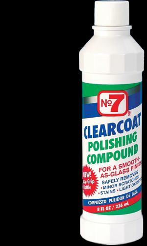06610 Number 7/Cyclo Polishing Compound Use To Clean Stains/ Grime/