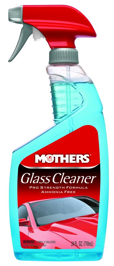 06624 Mothers Glass Cleaner Interior/ Exterior Use