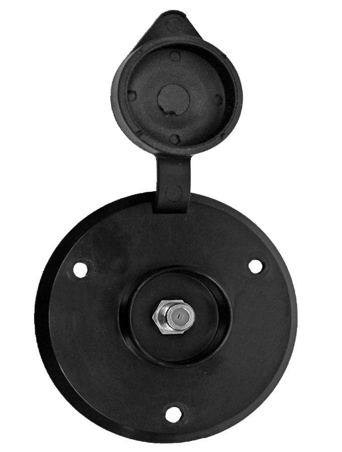 08-6209 Prime Products Receptacle 3 Inch Diameter Outdoor/ Indoor Use