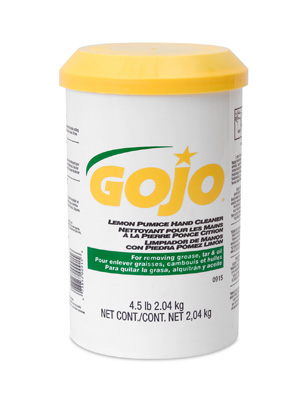 0915-06 Go Jo Hand Cleaner Use To Remove Grease/ Tar/ Oil