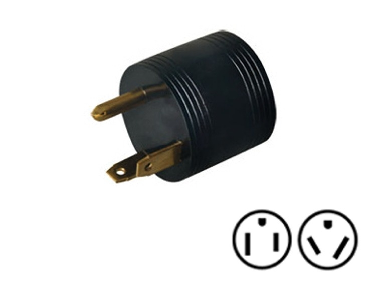 095215508 Technology Research Corp Power Cord Adapter For Connecting