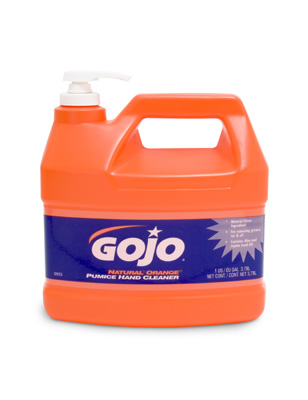 0955-02 Go Jo Hand Cleaner Use To Clean Industrial Soils/ Medium